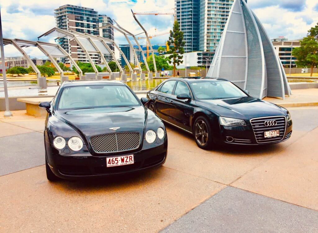 milimo Brisbane limo Car Hire Transfers