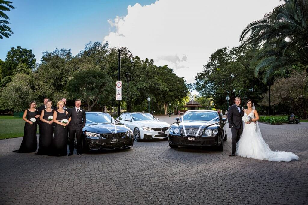 Botanical Gardens milimo Brisbane limo Car Hire Transfers