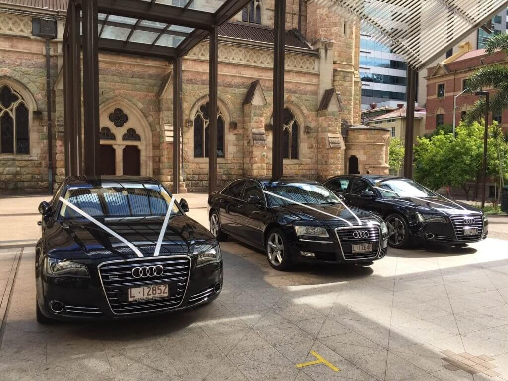 St Stephens's Cathedral milimo Brisbane limo Car Hire Transfers