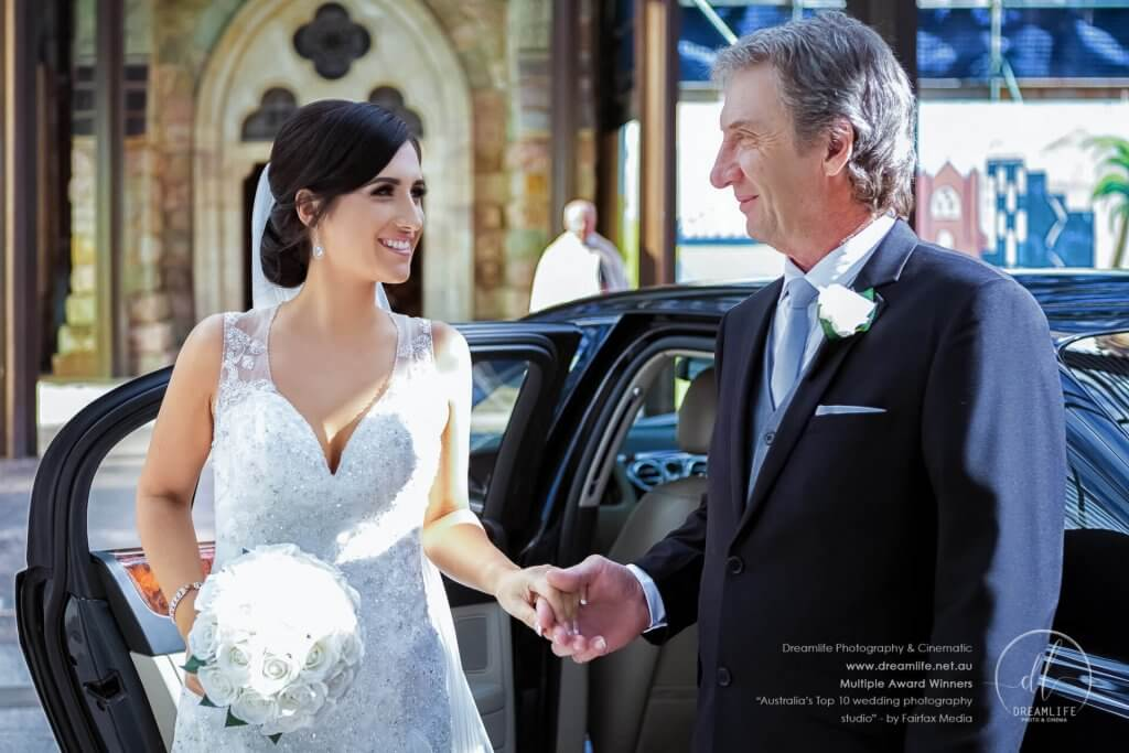 St Stephen's Cathedral milimo Brisbane limo Car Hire Transfers