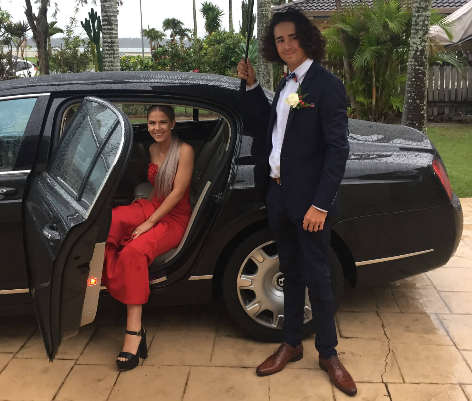 School Formal Limo Transfers - milimo Brisbane Limousine Service
