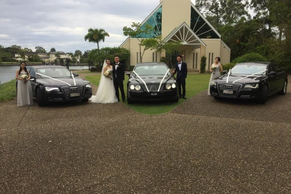 Sanctuary Cove milimo Brisbane limo Car Hire Transfers