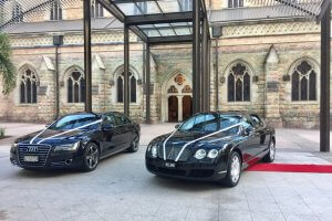 Cathedral St Stephen milimo Brisbane limo Car Hire Transfers