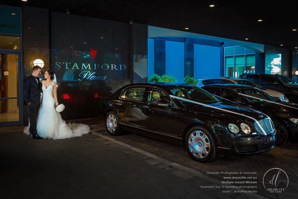Stamford Plaza milimo Brisbane limo Car Hire Transfers