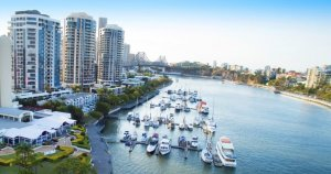 The Landing At Dockside milimo Brisbane limo Car Hire Transfers